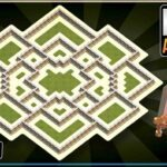 THE BEST TH11 HYBRID/TROPHY Base 2021!! COC Town Hall 11 (TH11) Trophy Base Design - Clash of Clans